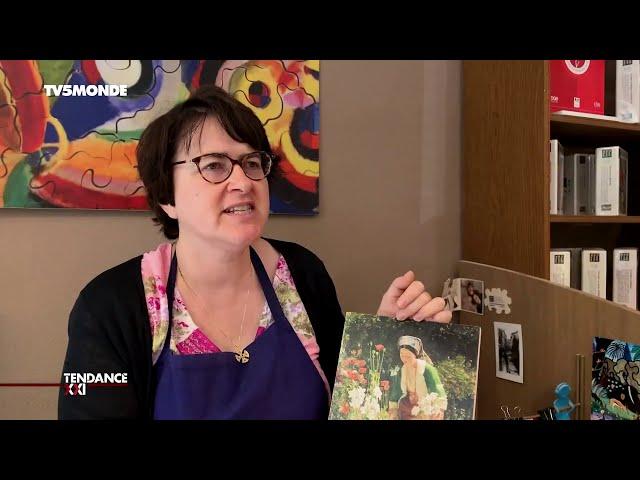 TV5 Monde : Puzzle Michèle Wilson
