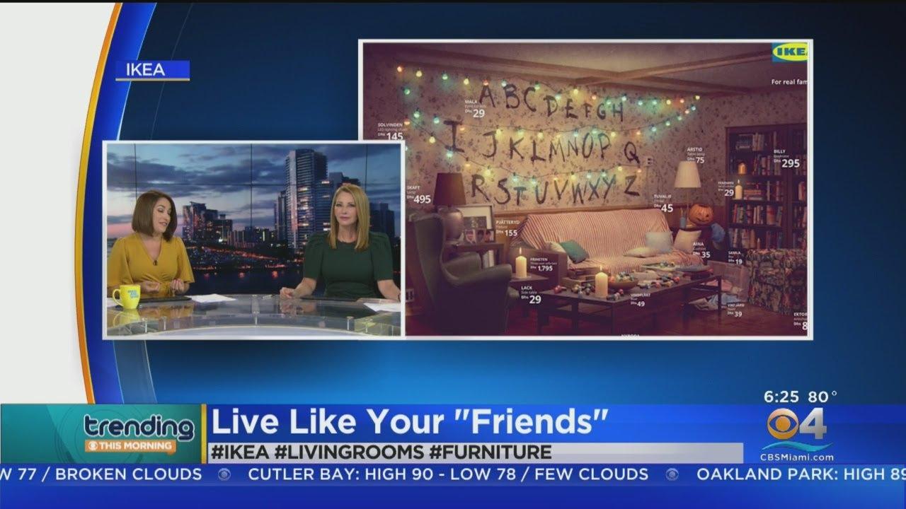 Trending: IKEA TV Living Rooms