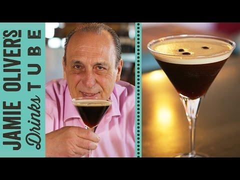 Espresso Martini Cocktail | Gennaro Contaldo