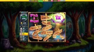 BONUS Slotomania Slot Machines - NEW GAME Despicable WOLF Power Paw ( Grandma's House ) BONUS