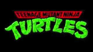 Dennis Brown And Chuck Lorre TMNT Opening And Closing Themes 1994 1996 HQ