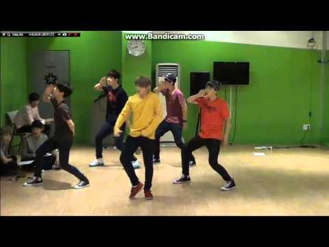 [130927 SEVENTEEN TV ] Seventeen dance Jay Park - Abandoned .