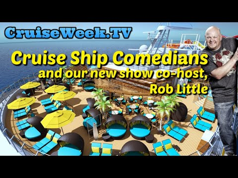 The life of a cruise ship comedian Live Q and A