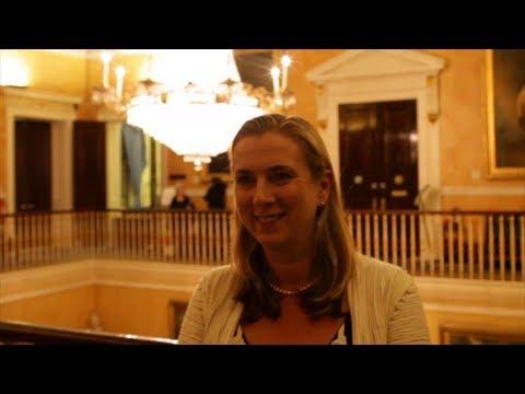 Maritime Media Awards 2011 - Interview with Desmond Wettern Media Award winner Caroline Wyatt