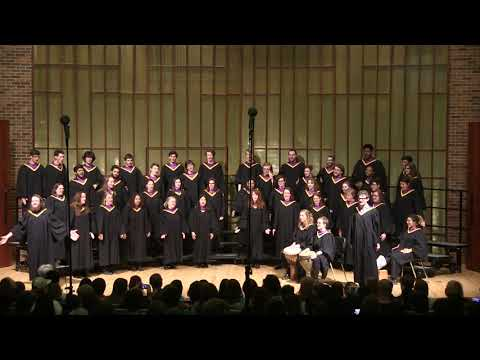 Knox College Choir - San'bonani, Nda Wana, Namhla Kudibene