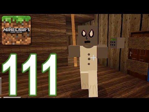 Minecraft: PE - Gameplay Walkthrough Part 111 - Granny (iOS, Android)