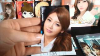 t ara unboxing trade lead the way target bunny style sexy love number 9