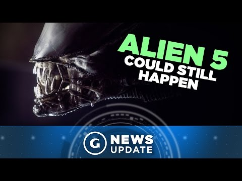 """Sigourney Weaver Would Be """"Surprised"""" if 5th Alien Movie Didn't Happen  - GS News Update"""