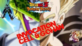 Dokkan Battle / LR à la première multi ? / Gohan & Cell LR / invocation