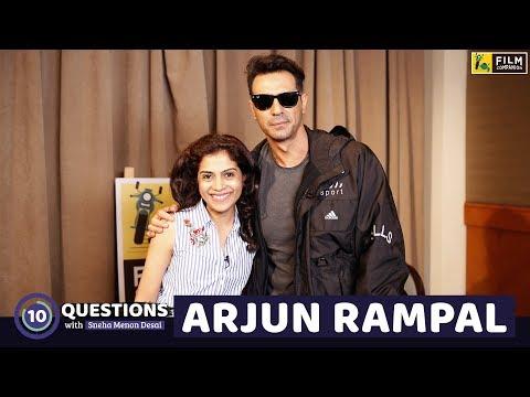 10 Questions with Arjun Rampal | The Final Call | Sneha Menon Desai | Film Companion