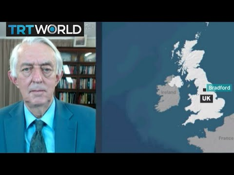 Libya on the Brink: Paul Rogers discusses the unidentified fighter's dead bodies in Libya