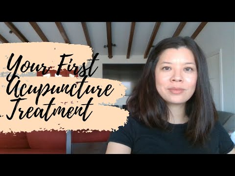 How to Prepare for the First Acupuncture Treatment Ever