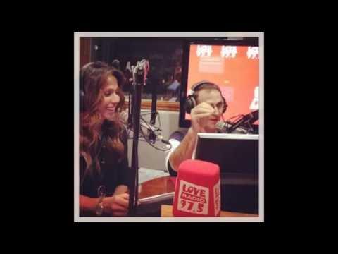Η Δέσποινα Καϊσίδου στο Love Radio 97,5fm!