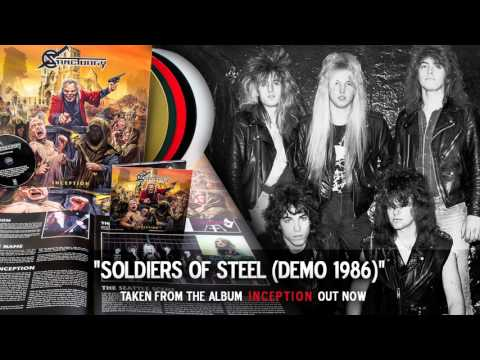 SANCTUARY - Soldiers Of Steel (Album Track)