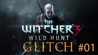 The Witcher 3 Glitch #01: T-pose, faceless & floating head