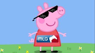 MLG Peppa pig and weedday :D