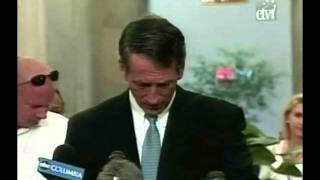 Governor Mark Sanford Admits to his Affair with Argentinian Mistress (Part 1 of 2)