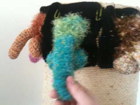 What To Do With A Crocheted Penis Youtube