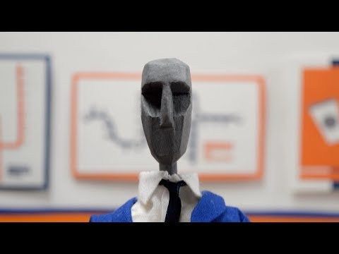 Tom Rosenthal - Asleep On The Train (Official Video)
