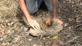 Rodger Bingham ...Fire making