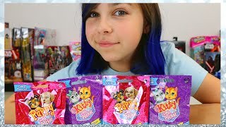 SURPRISE PUPPY & KITTY IN MY POCKET MYSTERY BLIND BAGS