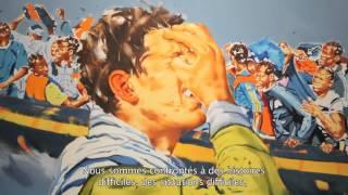 Norbert Bisky - Hérésie - Galerie Daniel Templon Bruxelles