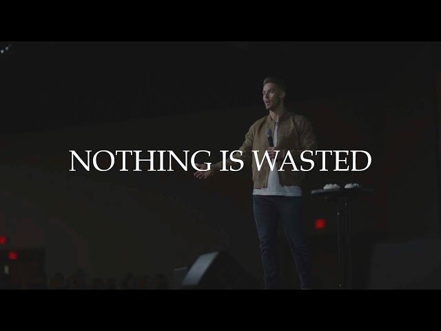 Nothing Is Wasted: with Special Guest, Davey Blackburn
