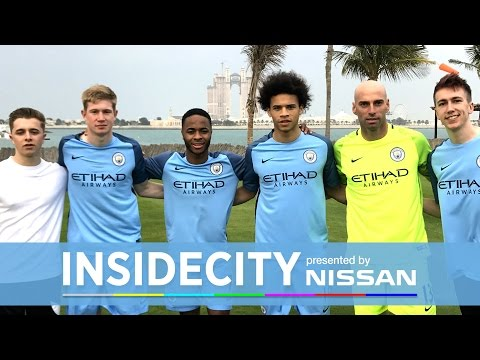 MAN CITY IN ABU DHABI FT CHRISMD & MINIMINTER!   Inside City 233