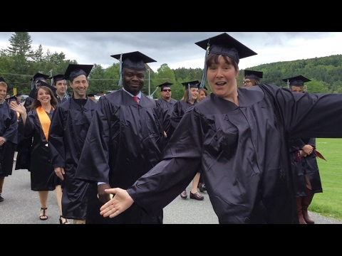 Community College of Vermont 2017 Commencement Highlights