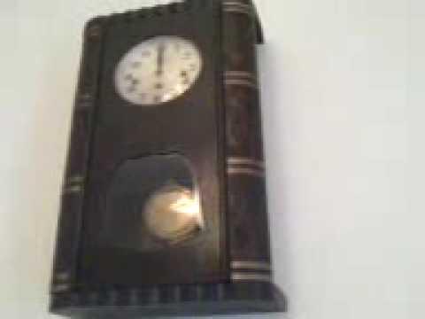 westminster wall clock ODO 36/8