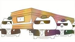 Astronomia - Coffin Dance Meme ver Bongo Cat