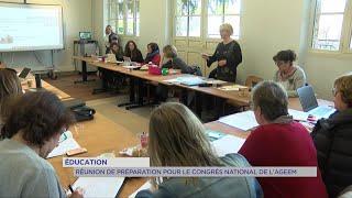 Yvelines | Éducation : réunion de préparation pour le congrès national de l'AGEEM