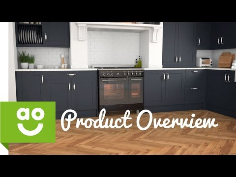 Smeg Range Cooker CG92N9 Product Overview | ao