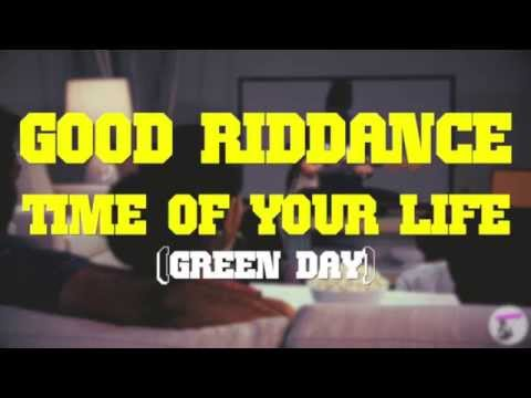 Good Riddance 'Time Of Your Life' - Green Day - (David Clapp guitar cover)
