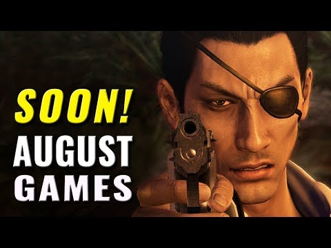 19 Upcoming Games of August 2018 | PC, Switch, PS4, Xbox One, 3DS