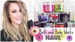 Bath & Body Works HAUL ♡