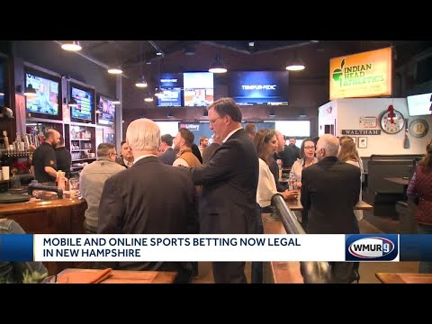 Mobile And Online Sports Betting Now Legal In New Hampshire