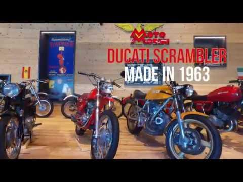 Ducati Scrambler 125 1963