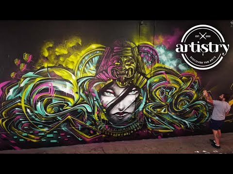 Sofles 2018 | The best graffiti artist?