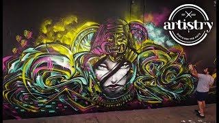 Sofles 2018 | The best graffiti artist?
