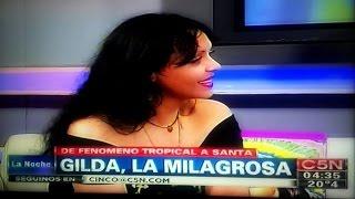 Baixar GILDA VIVE!!  SILVINA NOTA  EN  C5N EXPERIENCIA ESPIRITUAL CON GILDA