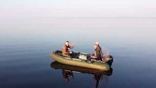 Рыбалка на КВХ Открытие перед запретом