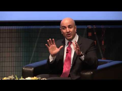 2017 Fink Investing Conference: A Conversation with Neel Kashkari