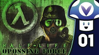 [Vinesauce] Vinny - Half-Life: Opposing Force (PART 1)