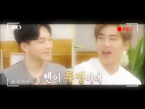 EXO Suho and Chen Moments「 Suchen 」♡  Stockholm Syndrome/Wicked Games