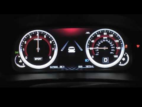 2014 Hyundai Equus 0 60 MPH