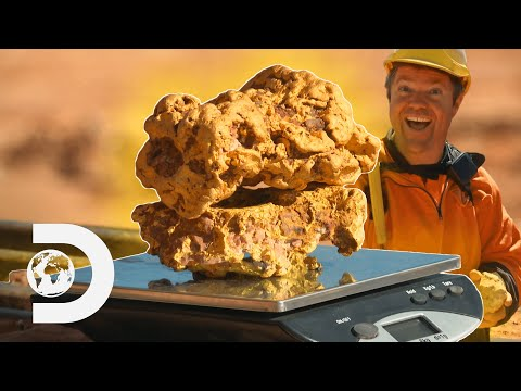 poseidon-crew-finds-over-$300,000-worth-of-gold-in-one-day!- -aussie-gold-hunters