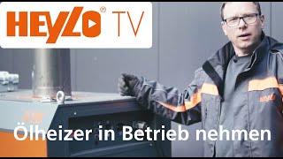 HEYLO TV: Wie nehme ich einen Warmlufterzeuger (Ölheizer) in Betrieb? #heylotv #Ölheizer