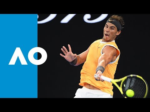 CPA Shot of the Day: Rafael Nadal | Australian Open 2019 Mp3