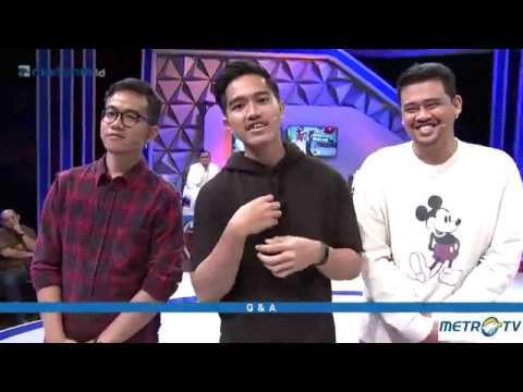 download Q & A - Biasa Aja Bersama Gibran, Kaesang dan Bobby